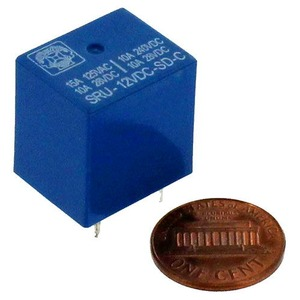 Miniature Relay - Image One