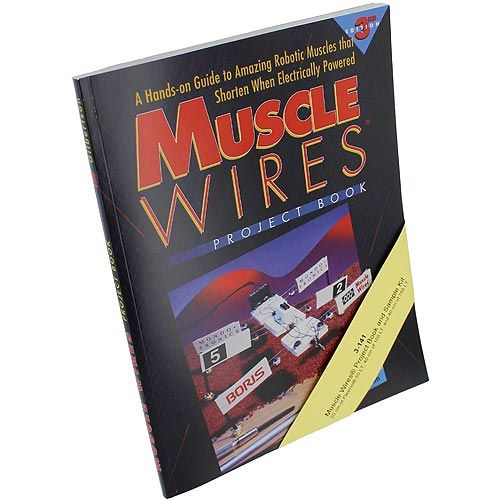 MuscleWires Project Book and Sample Kit - Image one