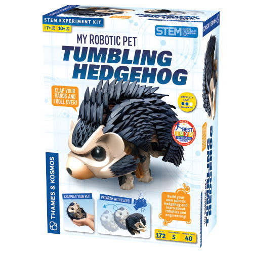My Robotic Pet - Tumbling Hedgehog - Image one