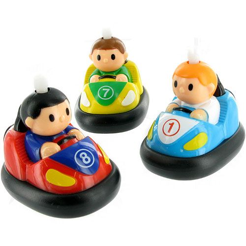 Never-Fall Bumper Car Wind-Up - Image one