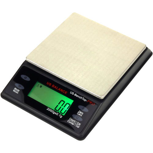 Benchtop Pro Digital Scale - 2000g x 0.1g - Image one