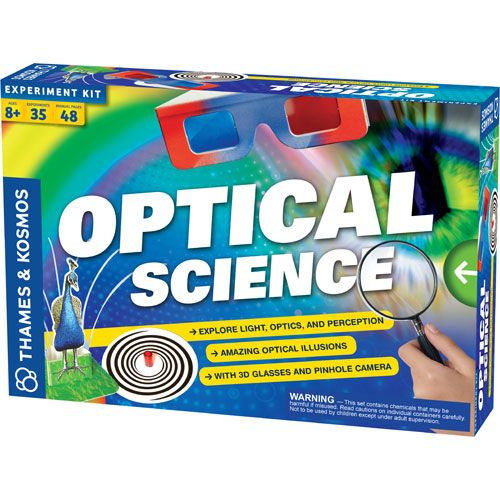 Optical Science Kit - Image one