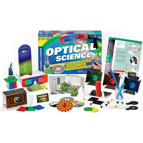 Optical Science Kit - Image two