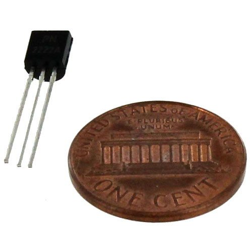 PN2222A Transistor - Image one