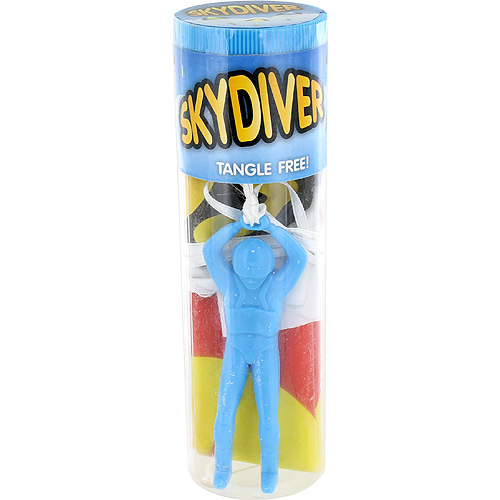 Parachute Skydiver Toy - Image one