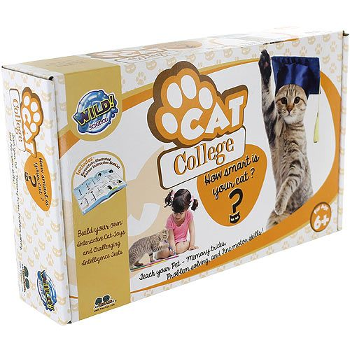 Pet Science Cat College Kit - Image one