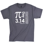 Pi-Day T-Shirt.