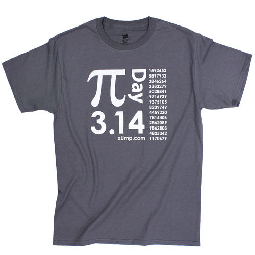 Pi-Day T-Shirt - Image one