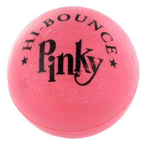 Pinky Ball - Image one