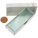 Plain Microscope Slides - Pack of 12.