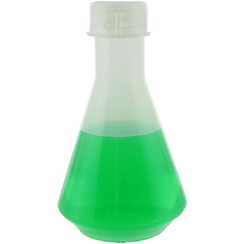 Plastic Erlenmeyer Flask - 500ml - Image one