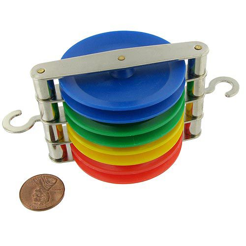 Quadruple Pulley - Image one