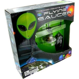 RC Flying Saucer - Image One