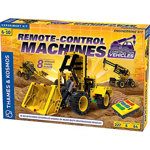 RC Machines: Construction Vehicles - Image one