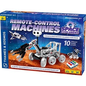 RC Machines: Space Explorers Kit - Image One