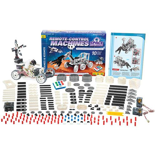 RC Machines: Space Explorers Kit - Image two