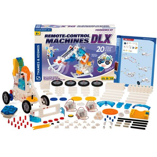 Remote-Control Machines DLX Kit - Image two
