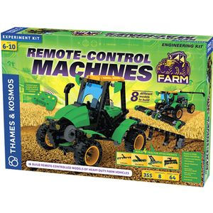 Remote-Control Machines: Farm - Image One