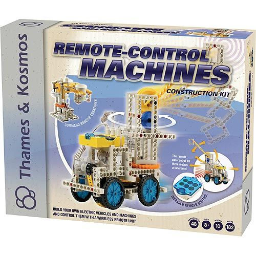 Remote Control Machines Kit - Image one