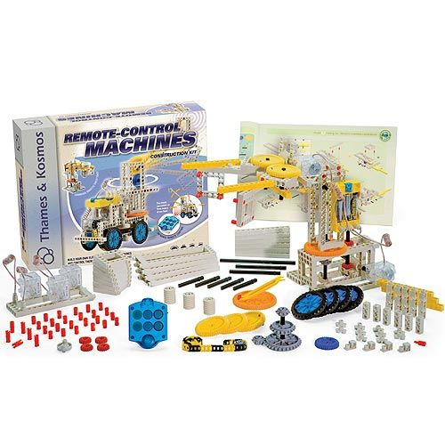 Remote Control Machines Kit - Image two