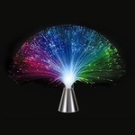 Buy Revolving Multi-Color Fiberoptic Light.