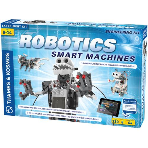 Robotics Smart Machines Kit - Image one