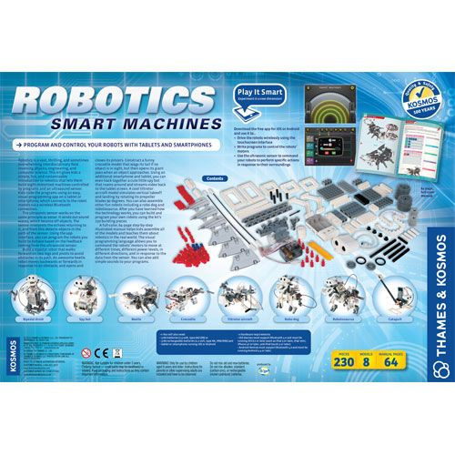 Robotics Smart Machines Kit - Image two