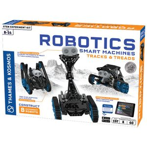Robotics Smart Machines: Tracks & Treads - Image One