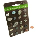 Rocks and Minerals of the USA.