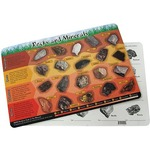 Rocks and Minerals Placemat.