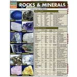 Photo of the: Rocks and Minerals Study Chart