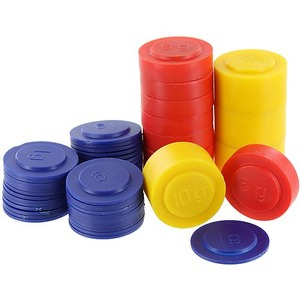 Round Stacking Mass Set - Image One