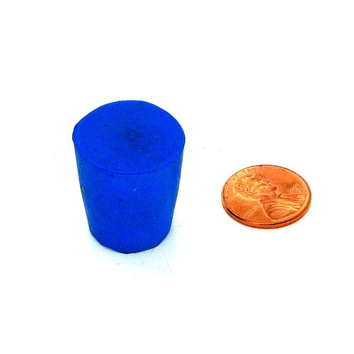Rubber Stopper - Size 3 - Image one