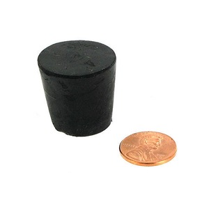 Rubber Stopper - Size 4 - Image One