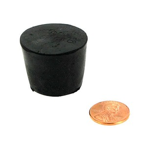 Rubber Stopper - Size 6 - Image One
