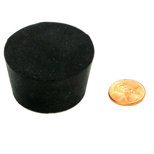 Rubber Stopper - Size 9 - Image one