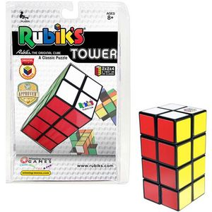 Rubiks Tower Puzzle - Image One