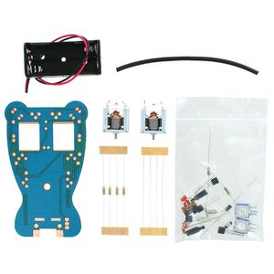 Running Microbug DIY Kit - Image two