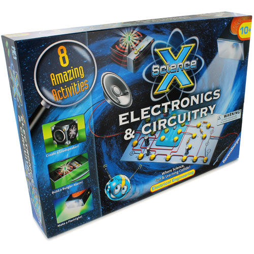 Science X: Electronics & Circuitry Kit - Image one