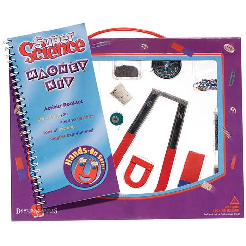 Super Science Magnet Kit - Image two