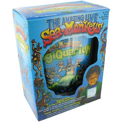 Sea-Monkeys MagiQuarium - Image one