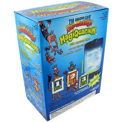 Sea-Monkeys MagiQuarium - Image two