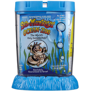 Sea Monkeys Ocean Zoo - Image One