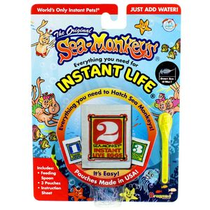 Sea Monkeys Original Instant Life - Image One