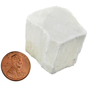 Selenite - Bulk Mineral - Image One