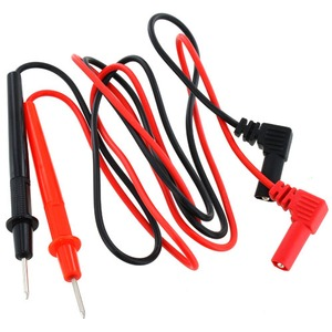 Set of Multimeter Test Leads - Image One