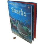 Sharks Discovery Book.