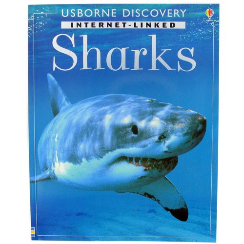 Sharks Discovery Book - Image two