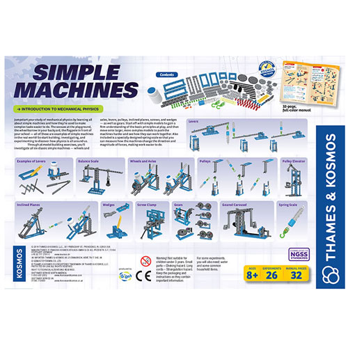 Simple Machines Physics Kit - Image two