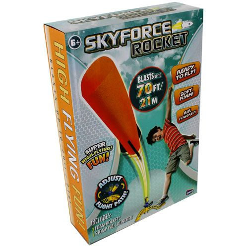 Skyforce Rocket Kit - Image one
